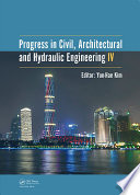 Progress in Civil  Architectural and Hydraulic Engineering IV Book