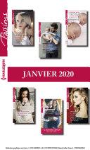 Pdf Pack mensuel Passions : 12 romans + 1 gratuit (Janvier 2020) Telecharger