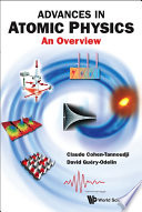Advances in Atomic Physics
