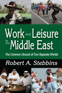 Work and Leisure in the Middle East Pdf/ePub eBook