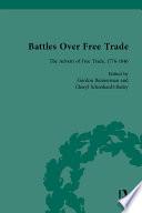 Battles Over Free Trade Volume 1