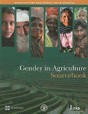 Gender in Agriculture Sourcebook
