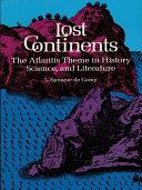 Lost Continents Pdf