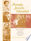Female, Jewish, and Educated Pdf/ePub eBook