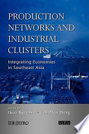 Production Networks and Industrial Clusters Book