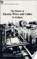 The History of Electric Wires and Cables