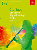 Specimen sight-reading tests for clarinet