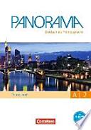 Panorama A2: Gesamtband - Übungsbuch mit Audio-CDs DaF