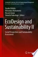 EcoDesign and Sustainability II Book
