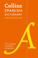 Cover of COLLINS SPANISH DICTIONARY CONCISE EDITION.