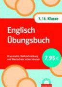 Englisch-Übungsbuch