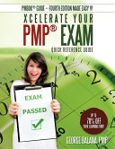 Xcelerate Your Pmp Exam