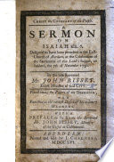 Christ the Covenant of the People  A sermon     by the late Reverend Mr  John Bisset     With a preface by his son  the Reverend Mr  John Bisset