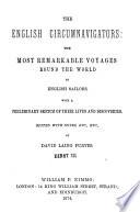 The English Circumnavigators Book