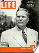 13 Սեպտեմբեր 1948