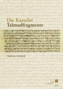 Die Kasseler Talmudfragmente