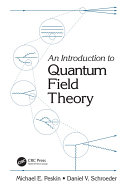 Pdf An Introduction To Quantum Field Theory Telecharger