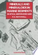 Minerals and Mineraloids in Marine Sediments Book