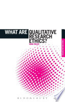 What Are Qualitative Research Ethics