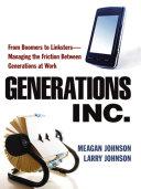 Generations, Inc.