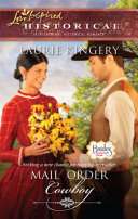 Mail Order Cowboy  Mills   Boon Historical   Brides of Simpson Creek  Book 1