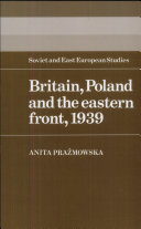 Britain  Poland and the Eastern Front  1939