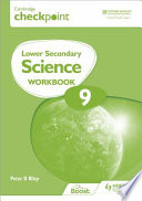 Cambridge Checkpoint Lower Secondary Science Workbook 9