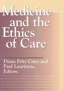 Medicine and the Ethics of Care Pdf/ePub eBook