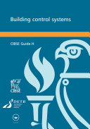 CIBSE Guide H  Building Control Systems