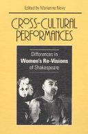 Cross-cultural Performances