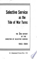 Report of the Director of Selective Service