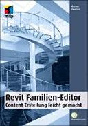Revit Familien - Editor