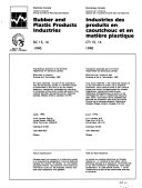 Rubber and Plastic Products Industries ebook