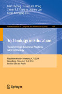 Technology in Education  Transforming Educational Practices with Technology