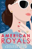 American Royals Pdf/ePub eBook