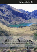 Altered Ecologies