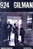 924 Gilman Book