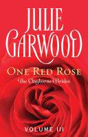 One Red Rose Pdf/ePub eBook