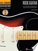 Hal Leonard Rock Guitar Method  with Audio