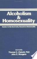 Alcoholism & Homosexuality