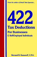 422 Tax Deductions for Businesses & Self Employed Individuals