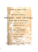 A general collection of ... voyages and travels, digested by J. Pinkerton ebook