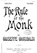 The Rule of the Monk