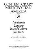 Contemporary Metropolitan America
