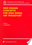 New Design Concepts for High Speed Air Transport