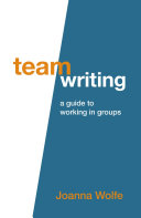 Team Writing Book