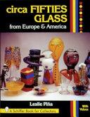 Circa Fifties Glass from Europe   America
