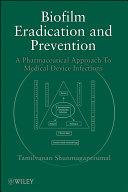 Biofilm Eradication and Prevention
