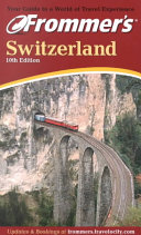 Frommer s Switzerland