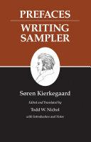 Kierkegaard s Writings  IX  Volume 9